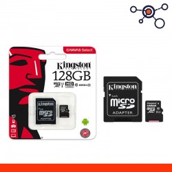 MICRO SD-HC KINGSTON 128GB...